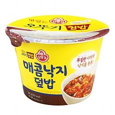 오뚜기)컵밥 매콤낙지덮밥 250g
