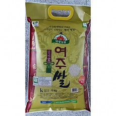 (쌀)농협)대왕님표여주쌀 4kg