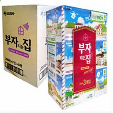 유한)부자되는집각티슈 200매 3p