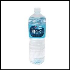 농심)백산수생수 2L